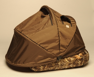 Muskrat Hut Duck & Goose Blind